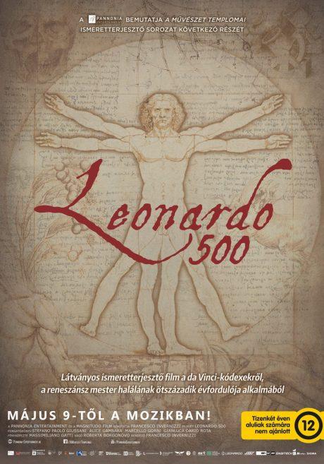 Leonardo-B1-HUN-poster-web