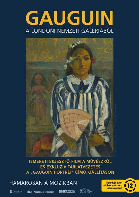 Gauguin_National_Gallery-HUN-poster