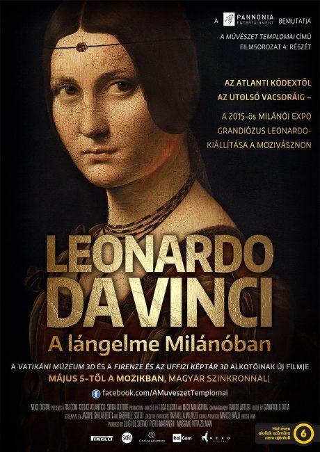 Leonardo-da-Vinci_A-langelme-Milanoban_PLAKAT