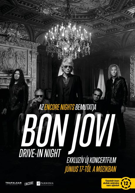 Bon Jovi B1 Digital Poster magyar 01